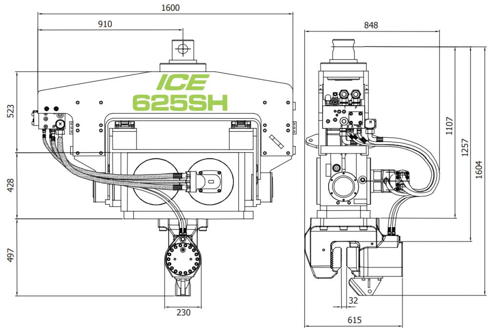 ice 625SH